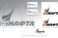 Разработка фирменного стиля.  ukrNAFTA